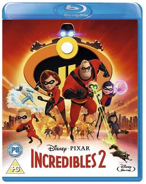The Incredibles [Movie]