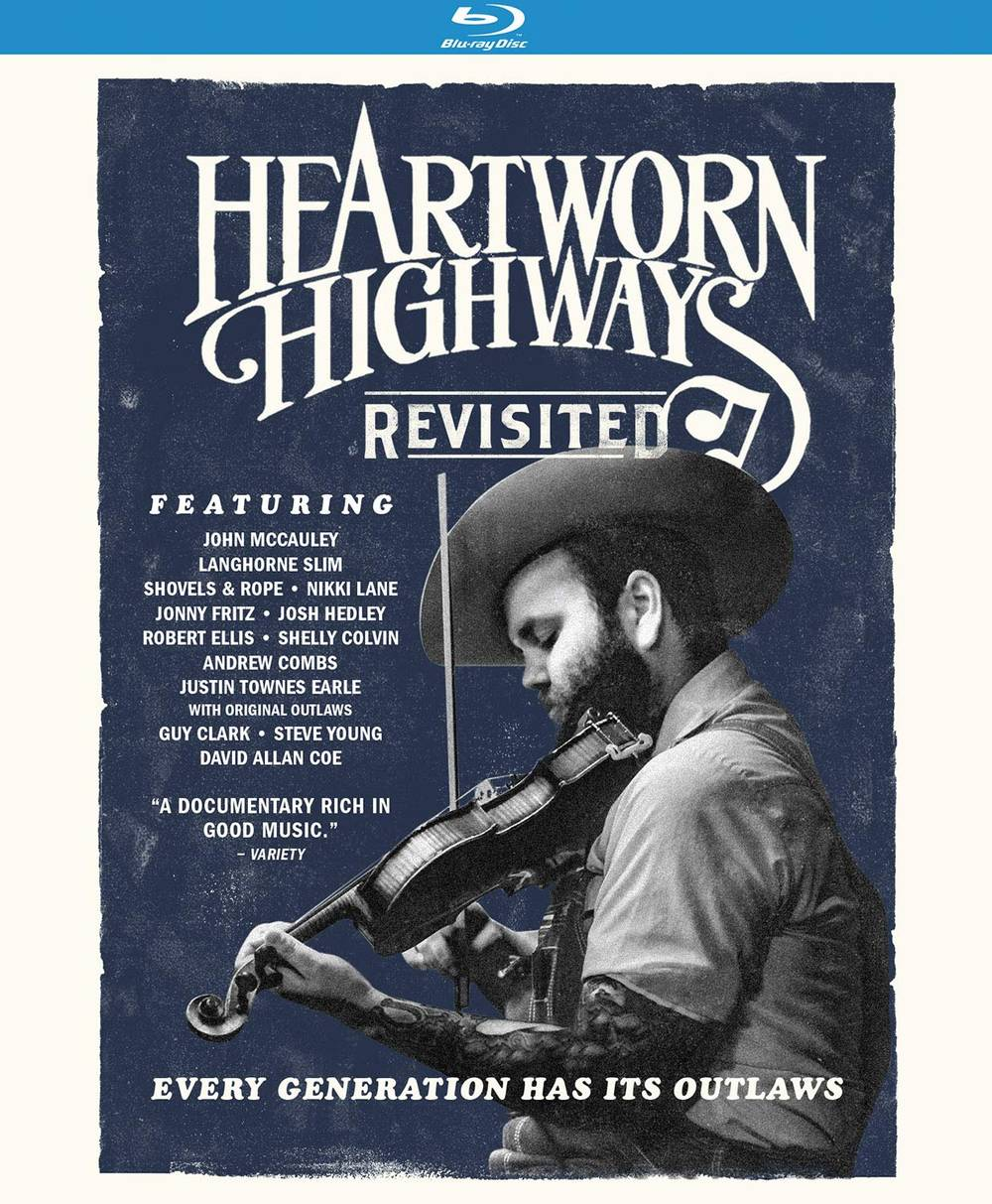 Heartworn Highways [Movie] - Heartworn Highways Revisited