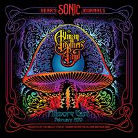 The Allman Brothers Band - Fillmore East 1970 [Limited Edition Pink LP]