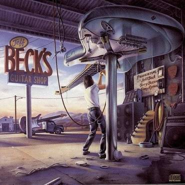 Jeff Beck's Guitar Shop (Audp) (Colv) (Gate) (Ltd)