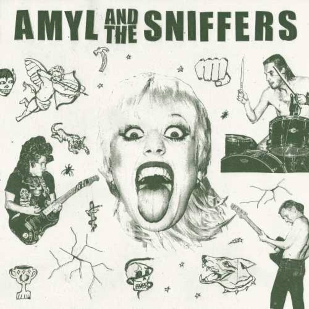 Amyl and The Sniffers - Amyl & The Sniffers [Indie Exclusive Limited Edition Gold LP]