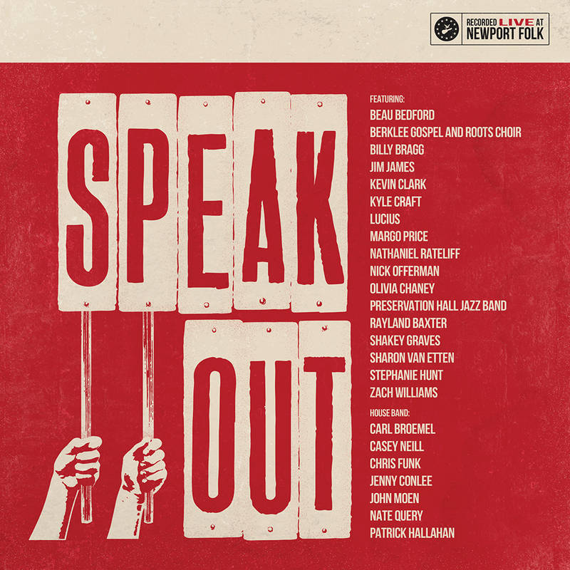Various Artists Speak Out: Recorded Live at the 2017 Newport Folk Festival