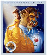 Beauty And The Beast [Disney Movie] - Beauty and The Beast: 25th Anniversary Edition
