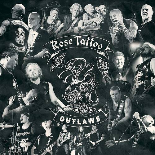 Outlaws [Red/Silver 2LP]
