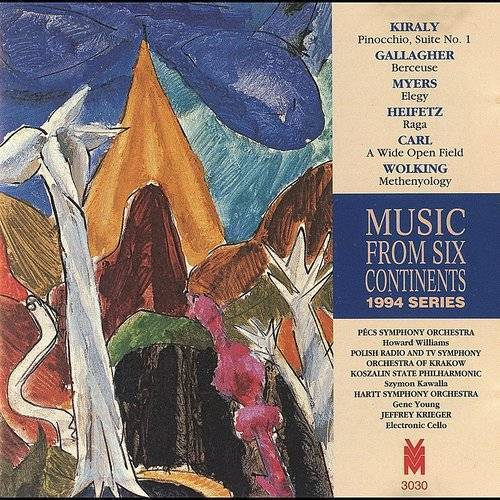 Music From 6 Continents (1994 Series)