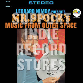 Mr. Spock's Music From Outer Space