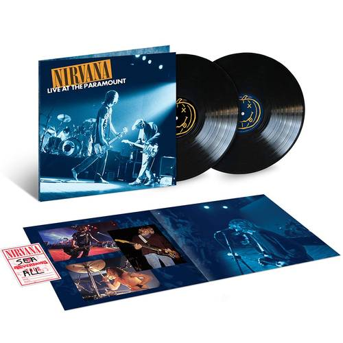 Live At The Paramount [2LP]