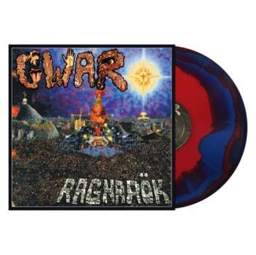 Ragnarök [Blue/Red Swirl LP]