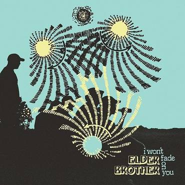 I Won't Fade On You [Indie Exclusive Limited Edition Electric Blue & Easter Yellow Pinwheel LP]