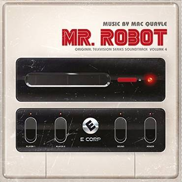 Mr. Robot Vol. 4 [Soundtrack LP]