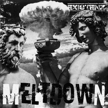 Meltdown (W/Cd) (Blue)