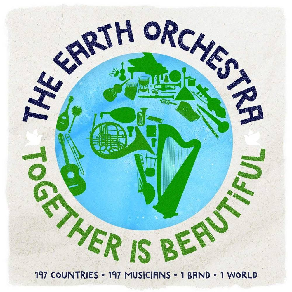 The Earth Orchestra - Together Is Beautiful [LP]