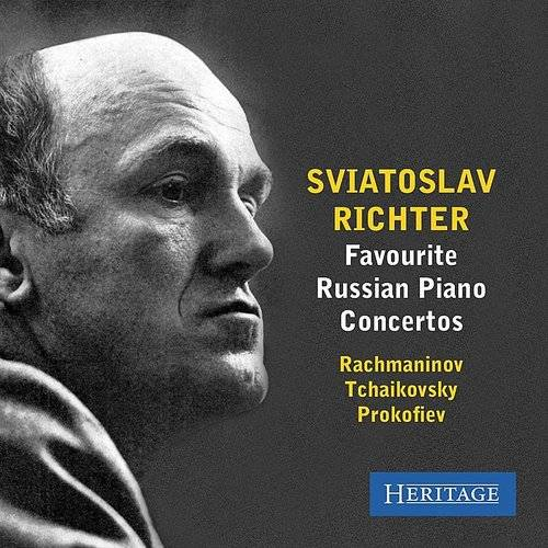 Favourite Russian Piano Concertos