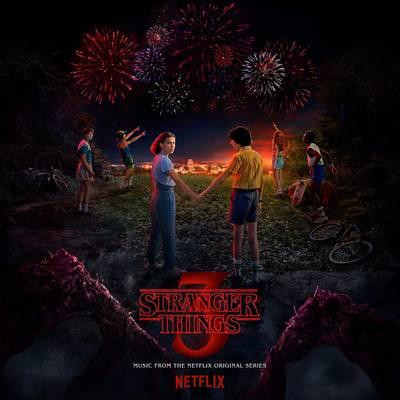 Stranger Things [TV Series] - Stranger Things: Soundtrack from the Netflix Original Series, Season 3
