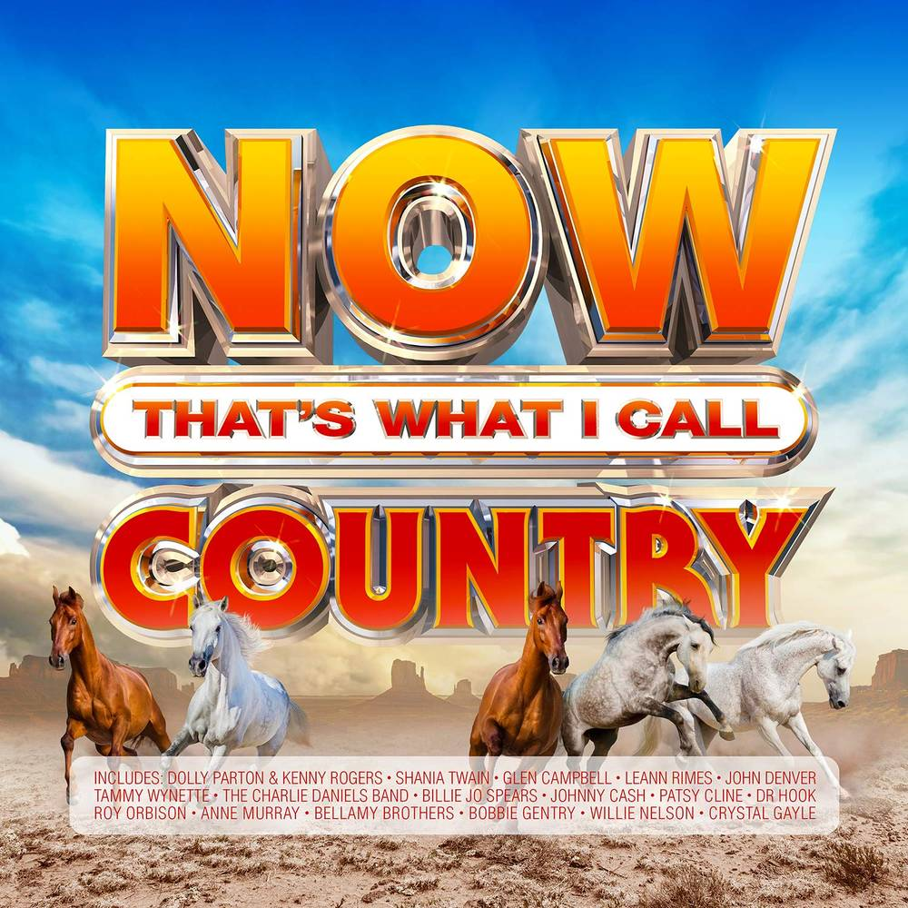 Now That's What I Call Music! - Now That's What I Call Country [Import]