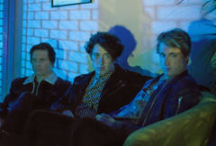 The Wombats In-store Performance and Signing