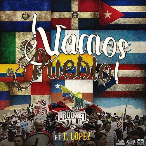 Vamos Pueblo (Feat. T. López) - Single