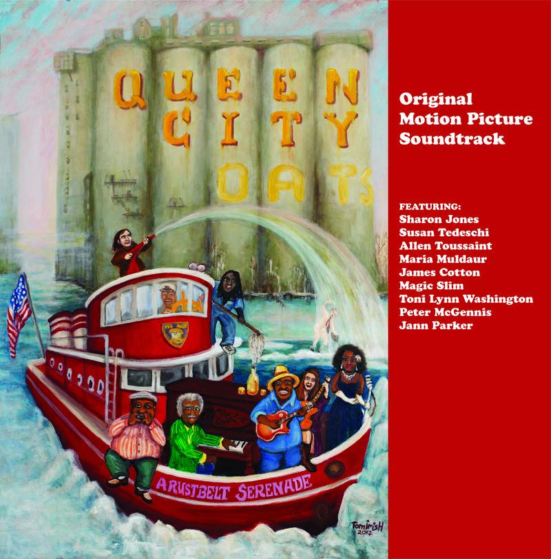 Various Artists Queen City Original Motion Picture Soundtrack
