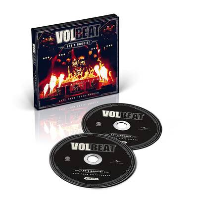 Volbeat - Let's Boogie! From Telia Parken [2CD]