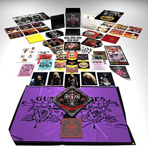 Appetite For Destruction: Locked N' Loaded Box Set