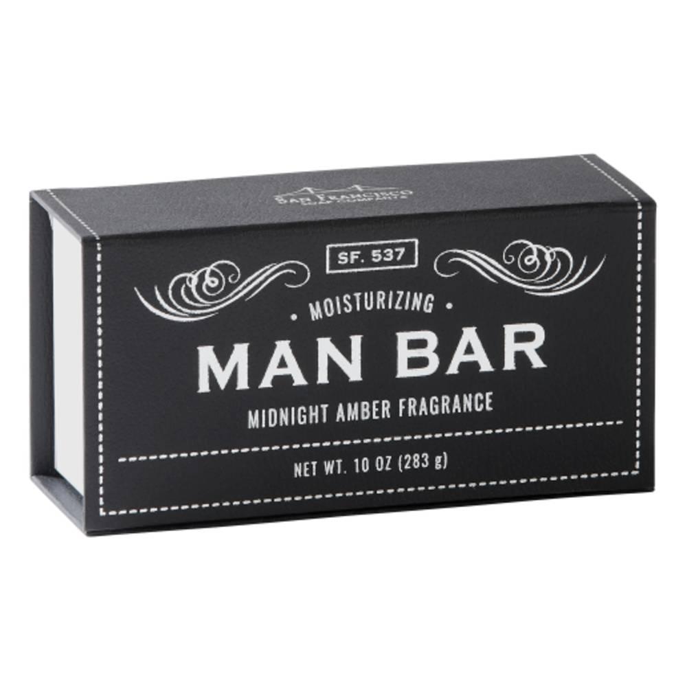 Soap - Soap Man Bar [Midnight Amber]
