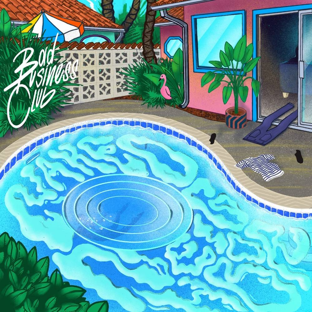 Bad Business Club - Naked Neighbor [LP]