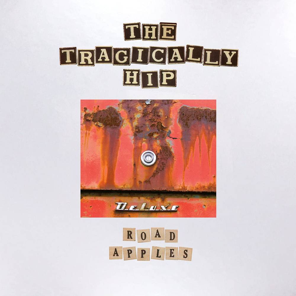 The Tragically Hip - Road Apples: 30th Anniversary [5 LP/Blu-ray]