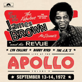 Get Down At The Apollo With The J.B.'s