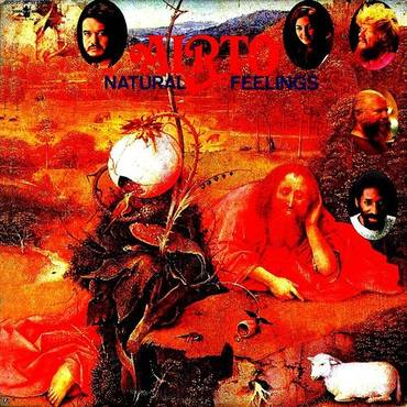 Natural Feelings (Blk) (Ltd) (Ogv)