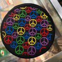 Patch - PEACE SIGN PATCH