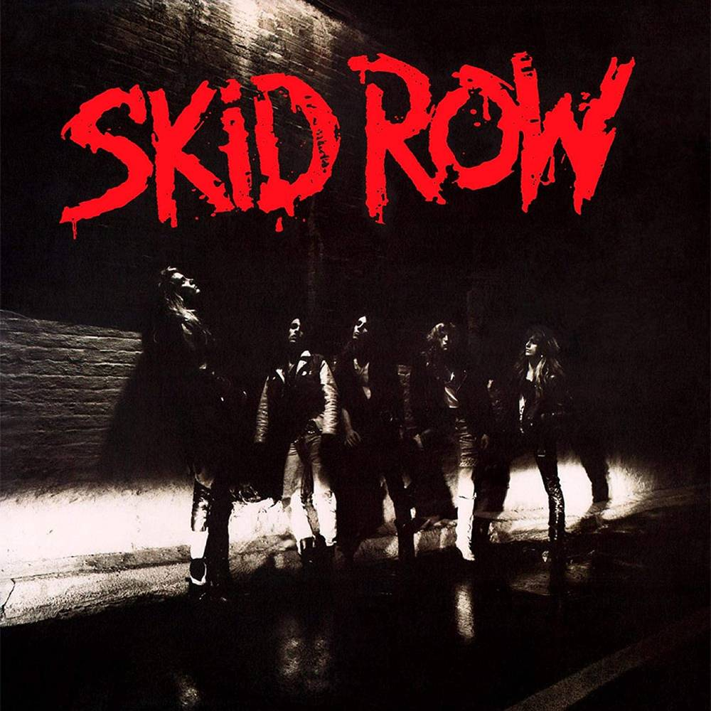 Skid Row - Skid Row [Limited Edition 180-Gram Gold LP]