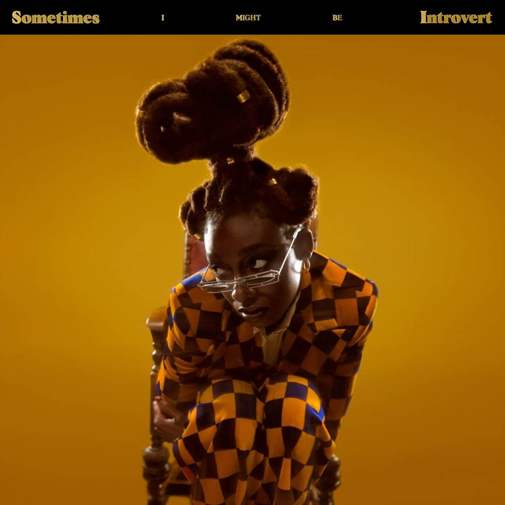 Little Simz - Sometimes I Might Be Introvert [Indie Exclusive Limited Edition Red & Yellow 2LP]