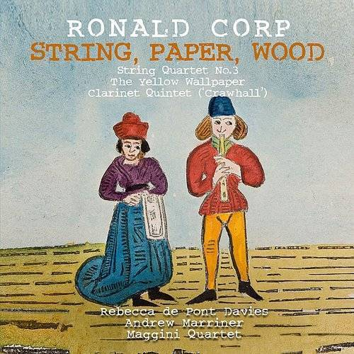 String Paper Wood