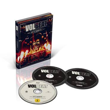 Let's Boogie! From Telia Parken [2CD+Blu-ray]