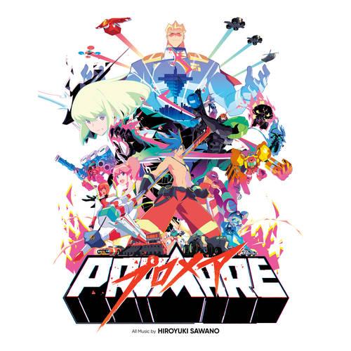 Hiroyuki Sawano - Promare (Original Soundtrack) [Burnish Edition 2LP]