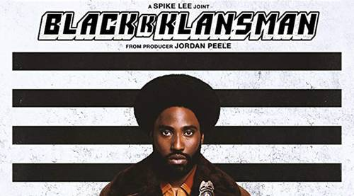 Blackkklansman [Movie]