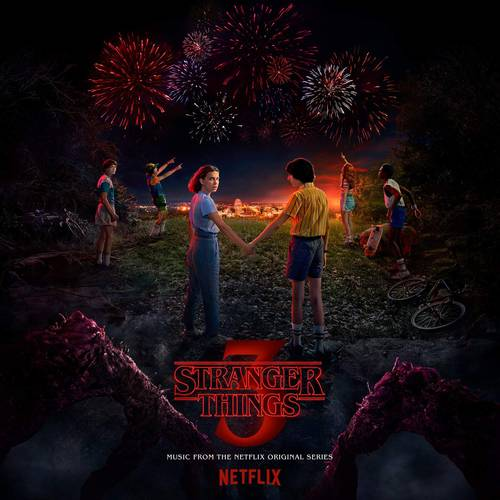Stranger Things: Soundtrack from the Netflix Original Series, Season 3 [2LP+Bonus 7in]