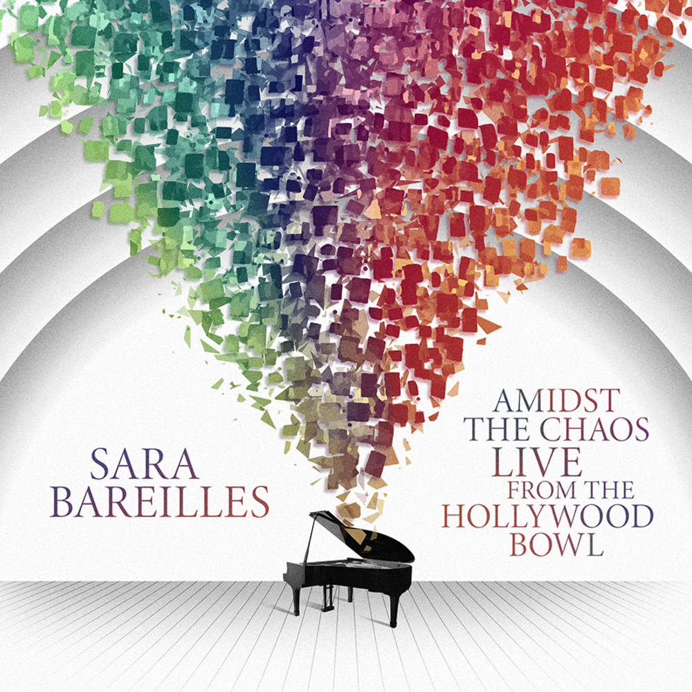 Sara Bareilles - Amidst the Chaos: Live from the Hollywood Bowl [2CD]