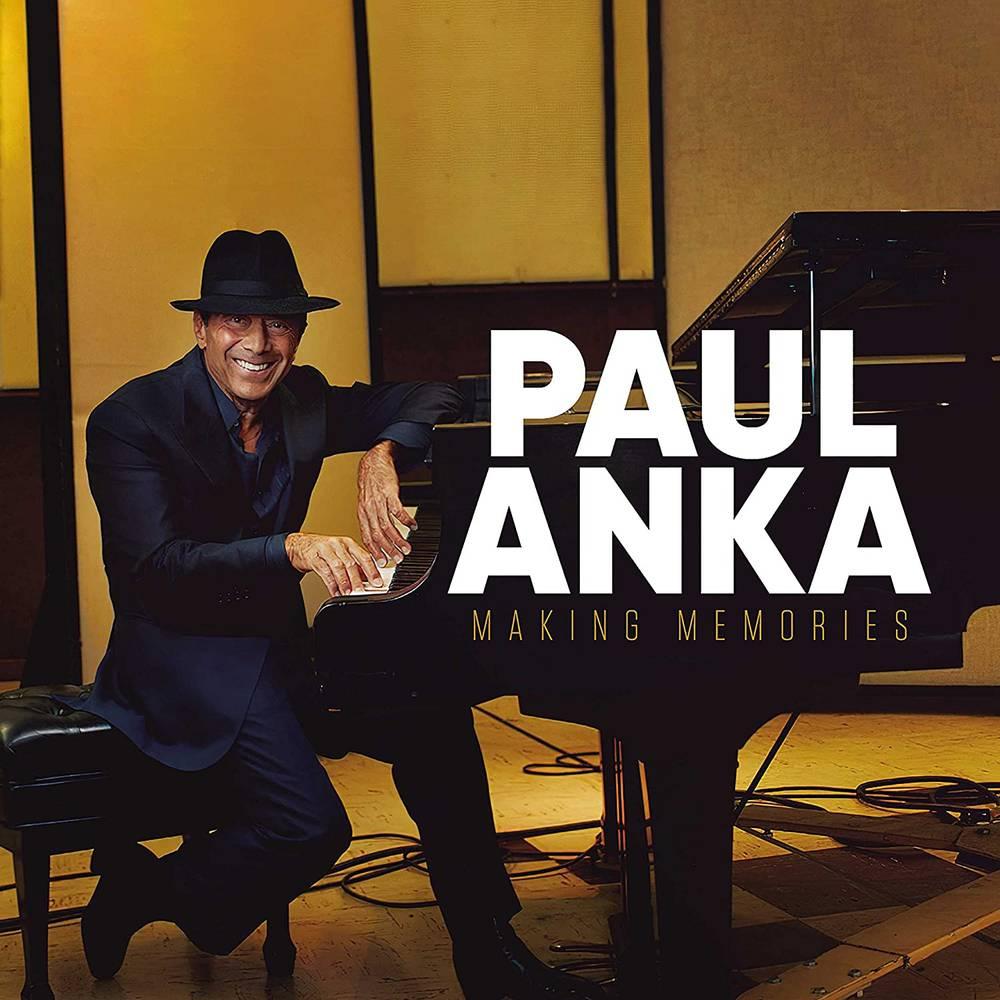 Paul Anka - Making Memories