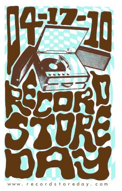Record Store Day 2010 Poster