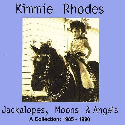 Jackalopes Moons & Angels: A Collection, 1985-1990 [PA]