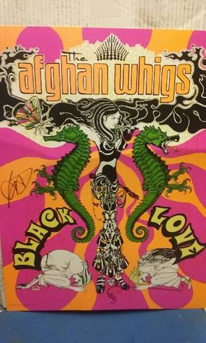 Enter to win an autographed Afghan Whigs poster!