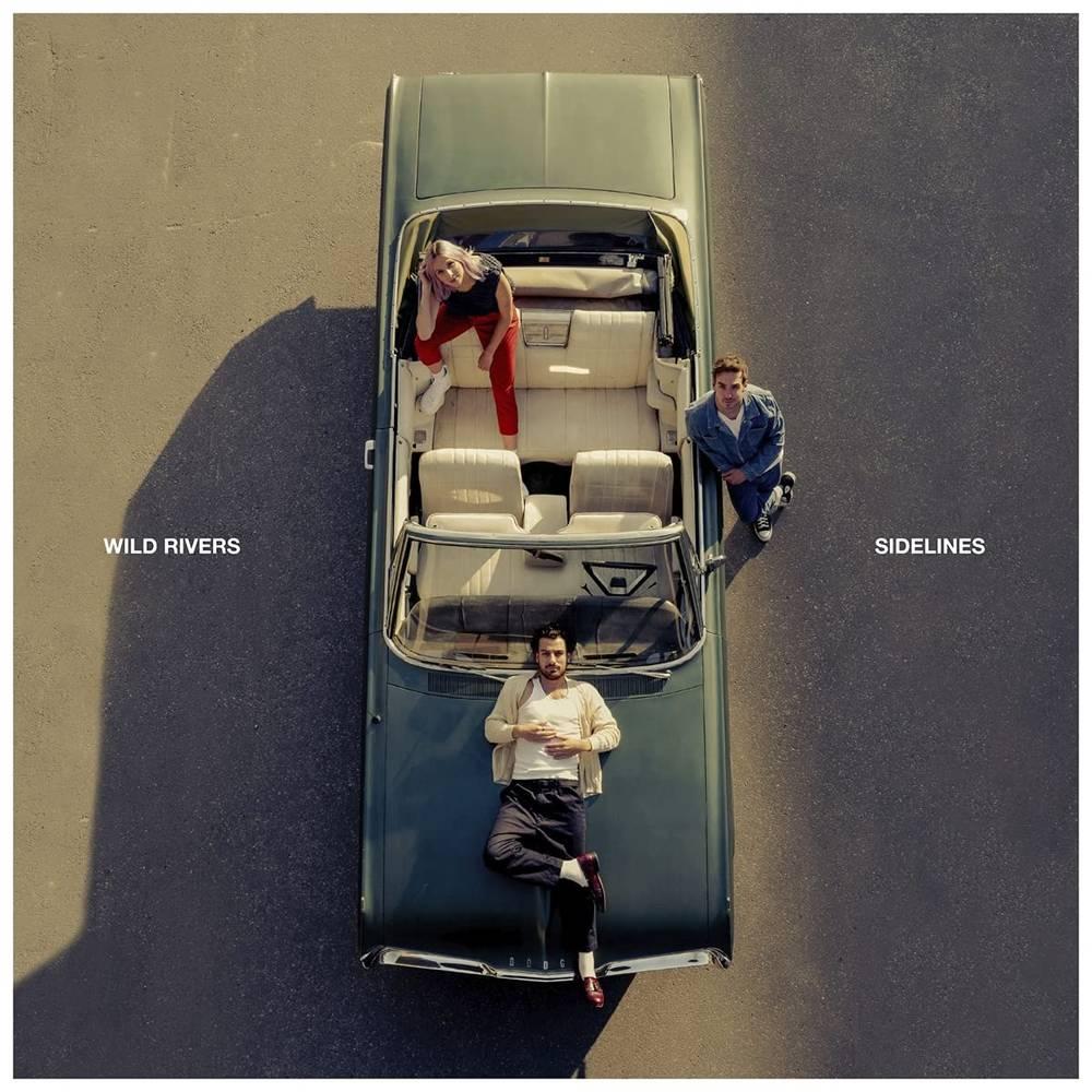 Wild Rivers - Sidelines [Bone LP]