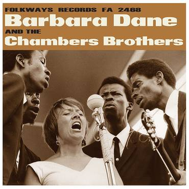 Barbara Dane and the Chambers Brothers [LP]