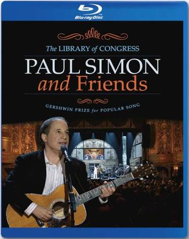 Paul Simon & Friends: The Library Of Congress [Blu-ray]
