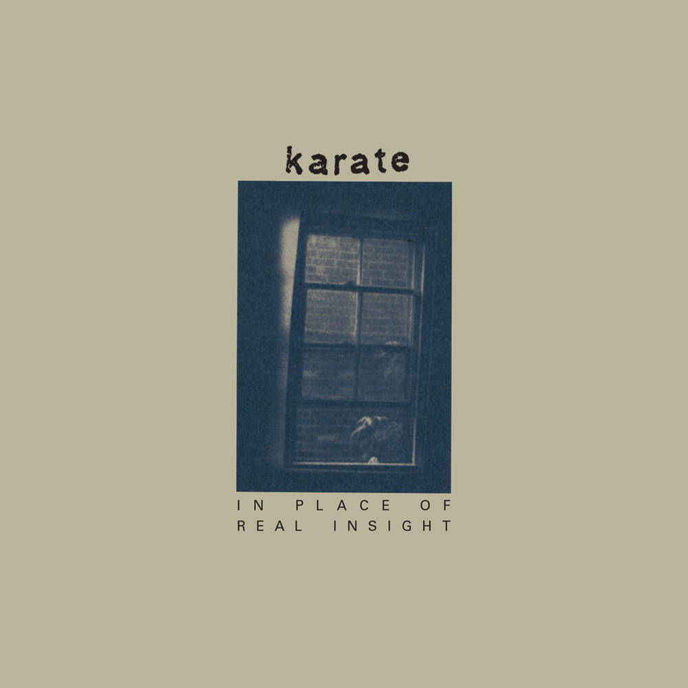 Karate - In Place Of Real Insight [Gold Martini LP]