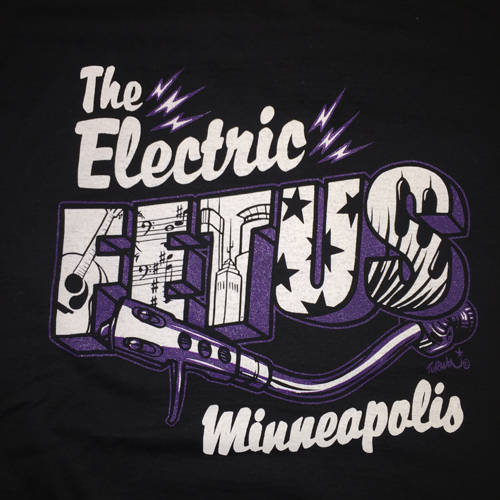 [MD Y] Electric Fetus MPLS Youth T-shirt