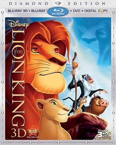 The Lion King [Diamond Edition 3D]