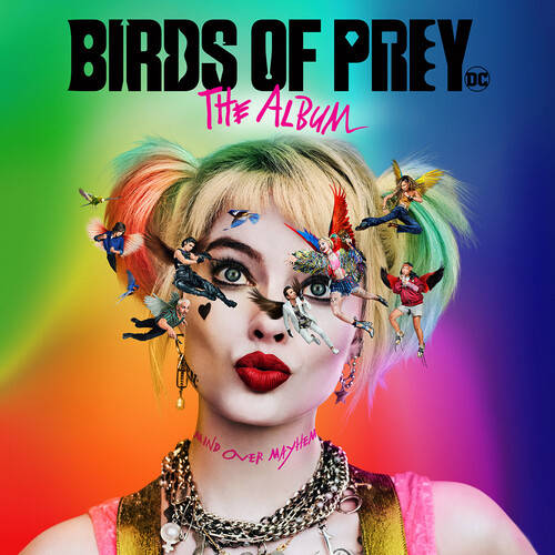 Birds Of Prey: The Album [Limited Edition Picture Disc LP]
