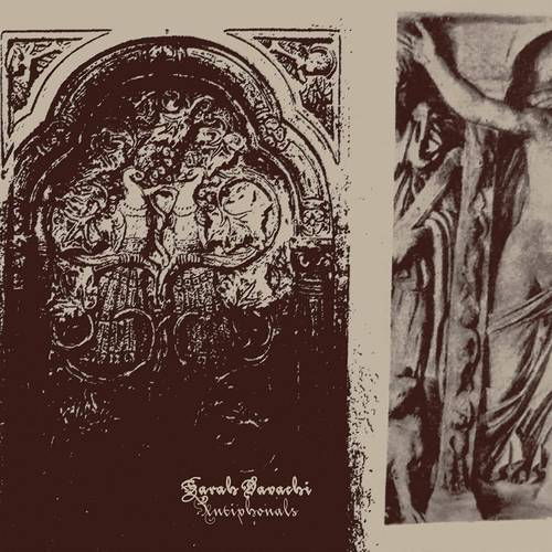 Sarah Davachi - Antiphonals [Indie Exclusive Limited Edition Silver LP]